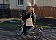 Successful CityHush dissemination; e-bike in Taksony, Hungary